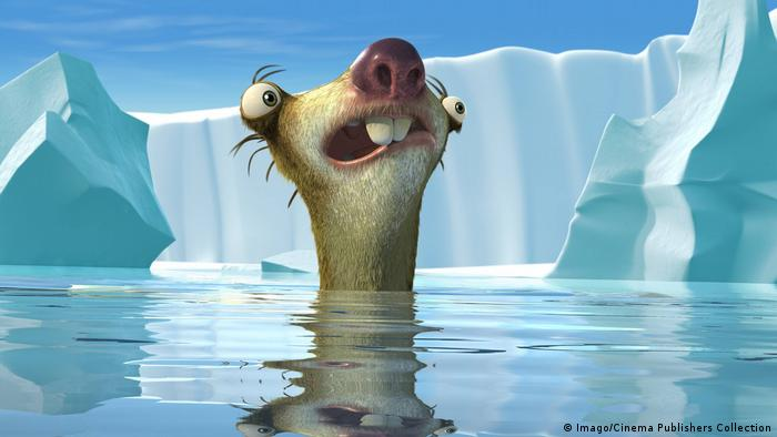Film Still from Ice Age The Meltdown Sid (Imago/Cinema Publishers Collection)