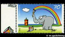 Briefmarke Deutsche Post Ottifant Ottifant