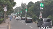 Pakistan Colours of Election Campaign in Lahore