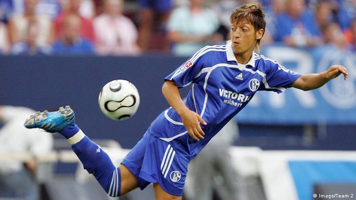 FC Schalke 04 Mesut Özil (Imago/Team 2)