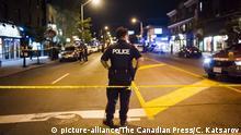 Kanada Toronto Massenschießerei