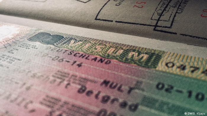 Serbien Deutsches Arbeitsvisum