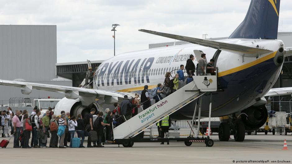 EU scrutinizes Ryanair deal with Frankfurt-Hahn Airport ...