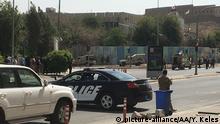 Irak Erbil Anschlag auf Gouverneurs-Sitz