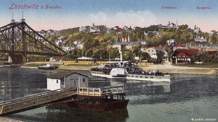 Почтовая карточка 1922 года