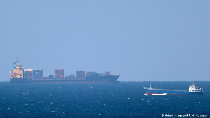 Oman | Kontainerschiff