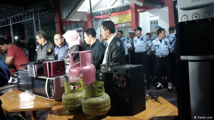 Indonezija zatvor Sukamiskin