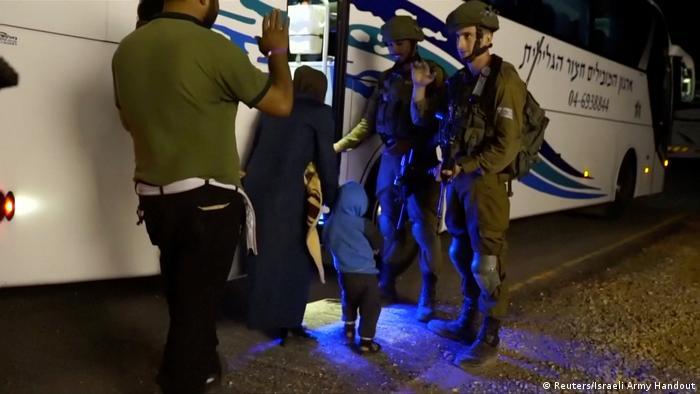 Syrien, Golanhöhen: Israelische Armee rettet Weißhelme