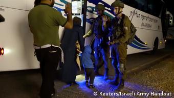Эвакуация Белых касок армией Израиля