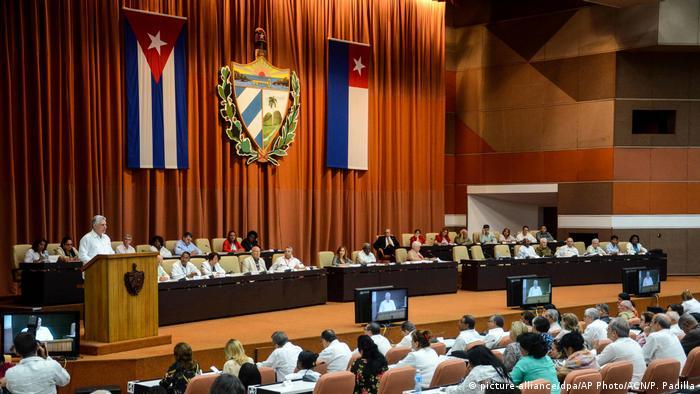 El proyecto de reforma aprobado por la Asamblea Nacional de Cuba deberá ser sometido a consulta popular.