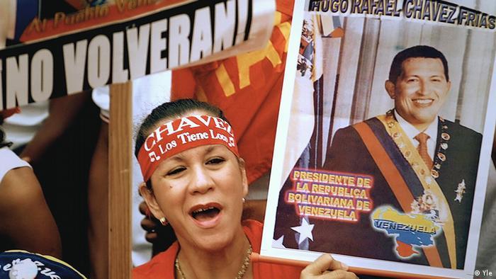 Prosvjednica u Venezueli
