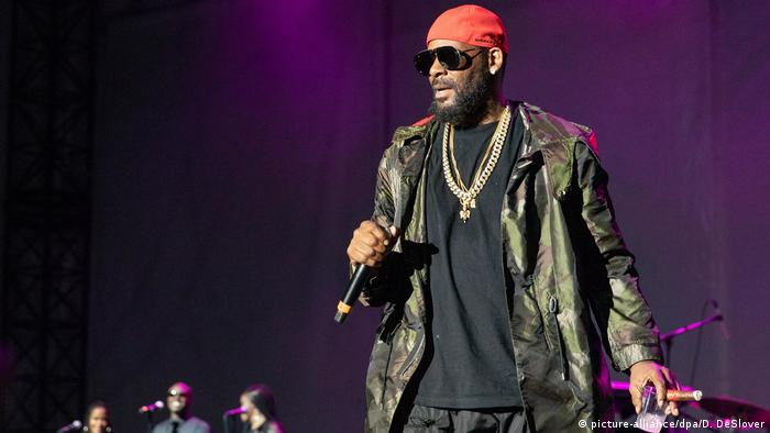 R. Kelly (picture-alliance/dpa/D. DeSlover)