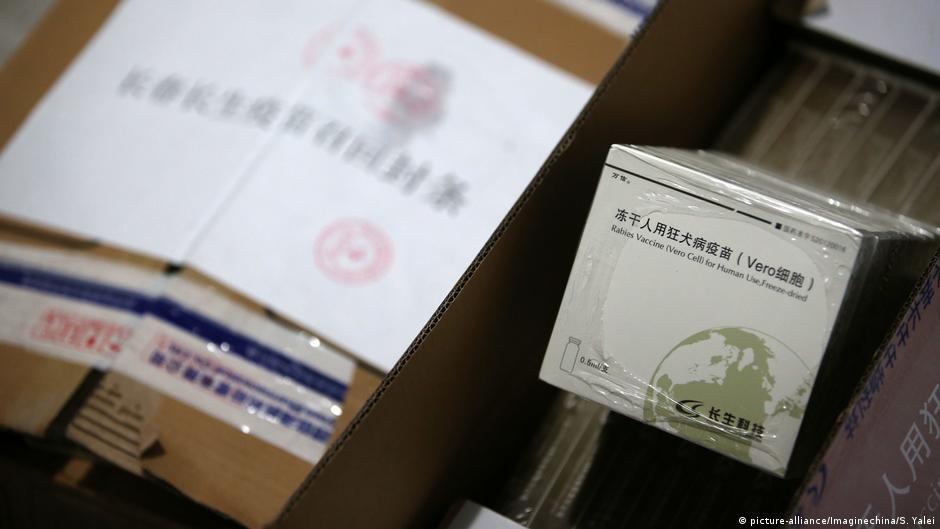 China Medikamentenskandal