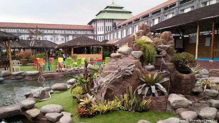 Indonesien Sukamiskin-Gefängnis