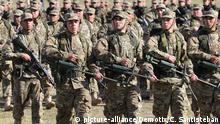 Argentinien Soldaten