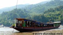 Laos - Slow Boat auf dem Mekong