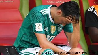 FIFA World Cup 2018 - Mesut Özil Suedkorea - Deutschland 2:0.