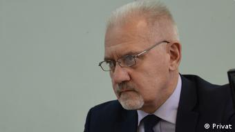 Уполномоченный по правам человека Ярославской области Сергей Бабуркин
