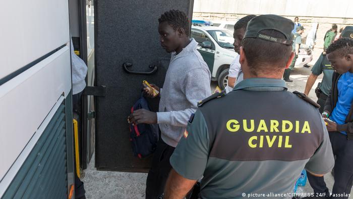 Migranti u Španjolskoj