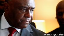 July 24, 2018*** Congolese opposition leader and former warlord Jean-Pierre Bemba is pictured after a news conference in Brussels, Belgium July 24, 2018. REUTERS/Francois Lenoir