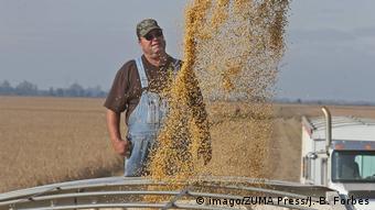USA Soja-Produktion
