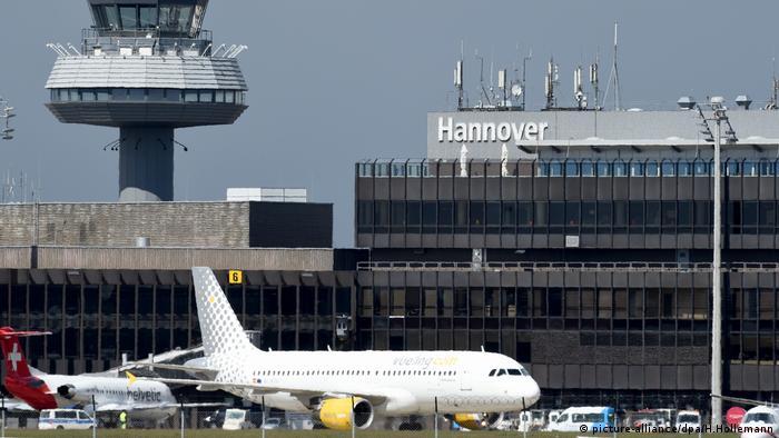 Aeroporto de Hannover
