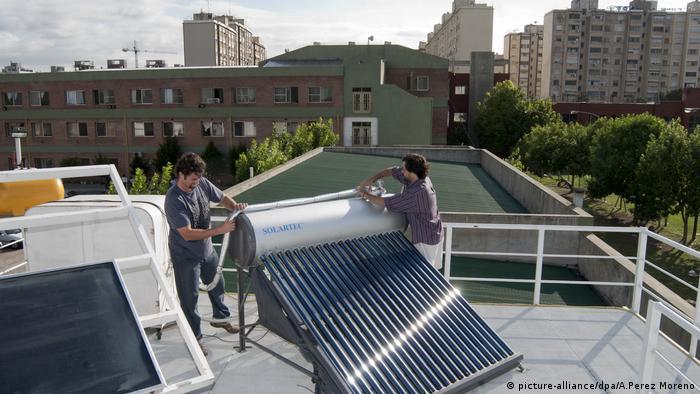 Argentina ha pasado de dar la espalda a la energía solar a promoverla.
