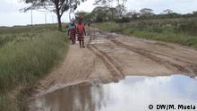 Mosambik Bürger von Inhassunge