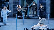 ***ACHTUNG SPERRFRIST BIS 25.07.2018 16.00 UHR**** Bayreuther Festspiele 2018: Lohengrin Musikalische Leitung: Christian Thielemann, Inszenierung: Yuval Sharon, Bühne und Kostüme: Neo Rauch & Rosa Loy