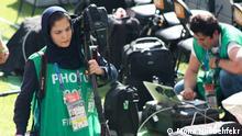 Iran | Iranische Fotojournalistin des Jahres Mona Hoobehfekr