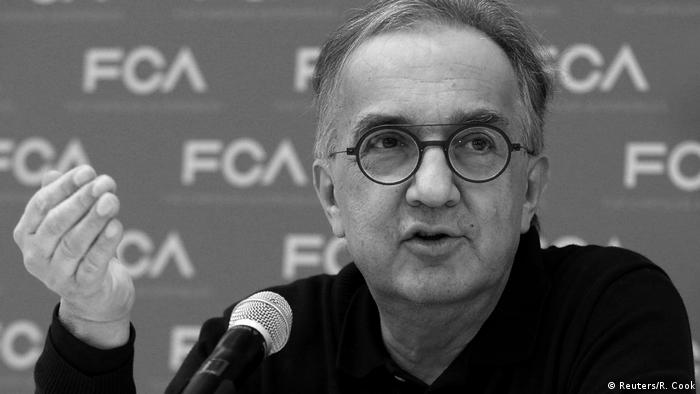 Sergie Marchionne (Reuters/R. Cook)