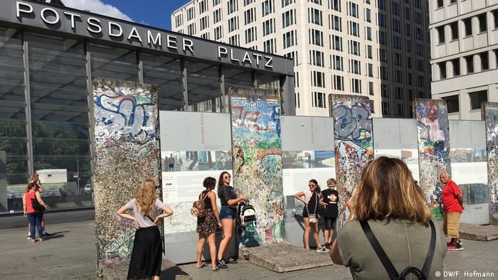 Deutschland | Soros' Open Society Institut zieht an den Potsdamer Platz in Berlin