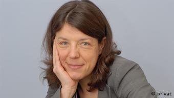 IAB-Expertin Carola Burkert