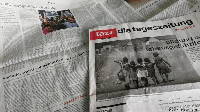 Deutschland: Pressevorschau