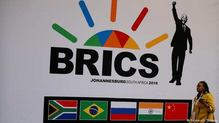 Südafrika, Johannesburg: 10.ter BRICS-Gipfel (Reuters/S. Sibeko)