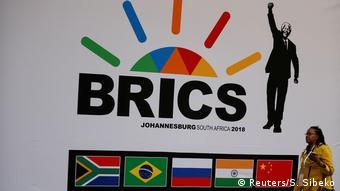 Südafrika, Johannesburg: 10.ter BRICS-Gipfel