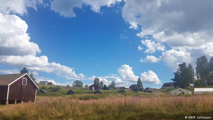 Schweden Waldbrände Karte.Schweden Urlaub Trotz Der Waldbrände Dw Reise Dw 27 07 2018