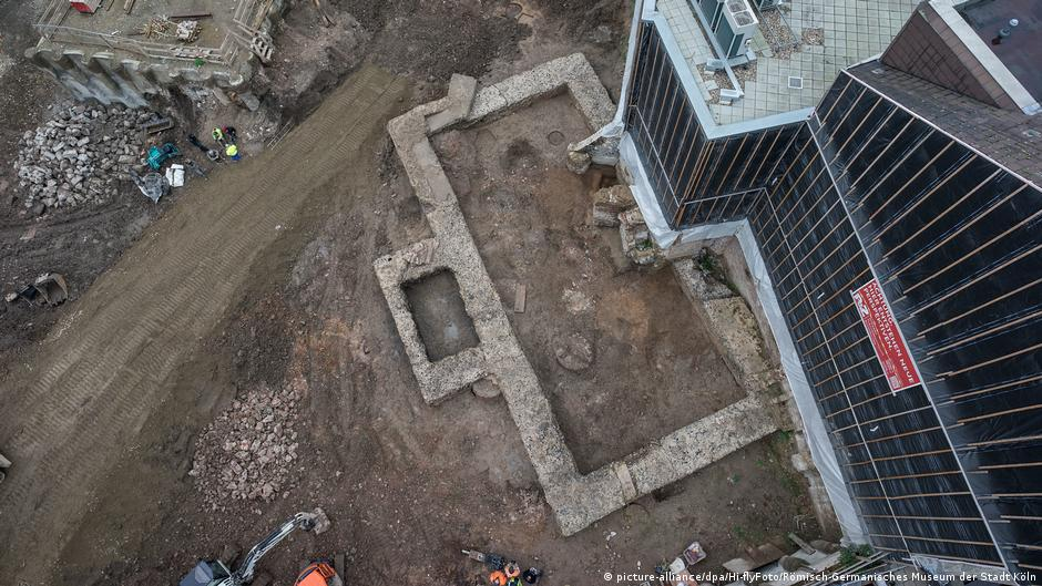 Sensational archaeological find is likely Germany's oldest library