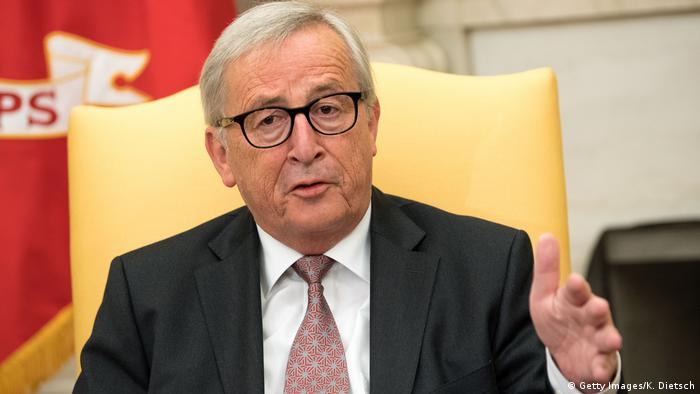 Голова Єврокомісії Жан-Клод Юнкер