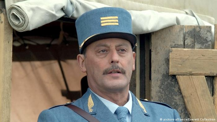 Still from Flyboys with Jean Reno