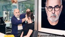 Udo Walz, Friseur aus Berlin, feiert 2018 50 Jahre