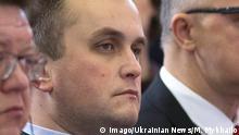 Ukraine Nazar Kholodnytskyi Antikorruptionsstaatsanwalt