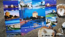 Postkarten IMS Summer School in Thessaloniki