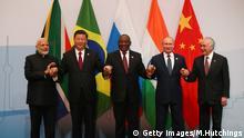 Gipfeltreffen der Brics-Staaten in Südafrika