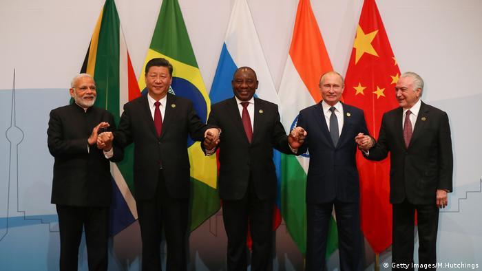 Gipfeltreffen der Brics-Staaten in Südafrika (Getty Images/M.Hutchings)