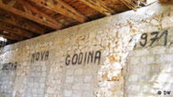 Ehemaliges kommunistisches Gefängnis 'Goli otok', Kroatien