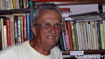 Ivo Puharic Cikin Überlebenden eines kommunistischen Foltergefängnisses