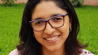 Damaris Ruiz, experta de Oxfam en derechos de las mujeres, cree que en los jóvenes está la oportunidad de cambiar las ideas machistas.