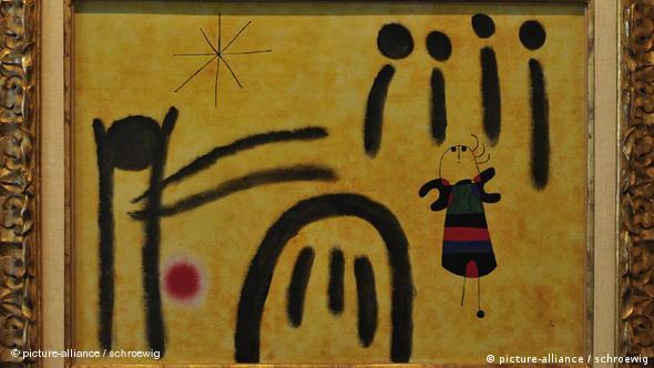 Ausstellung Bilderträume in Berlin: Bild von Miro Flash-Galerie