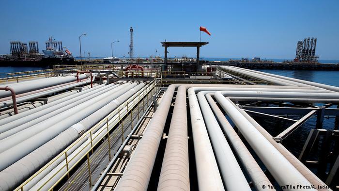Saudi-Arabien   Stopp aller Öltransporte durch die Meerenge von Bab el-Mandeb im Roten Meer